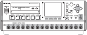 WX-7016: 16 input and output channels.