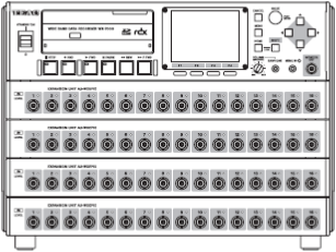 WX-7064: 64 input and output channels.